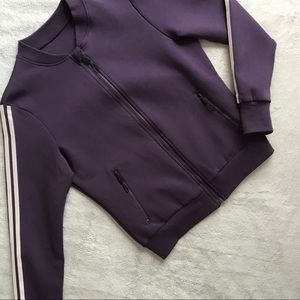 BuffBunny Collection Blackberry Bomber Jacket M
